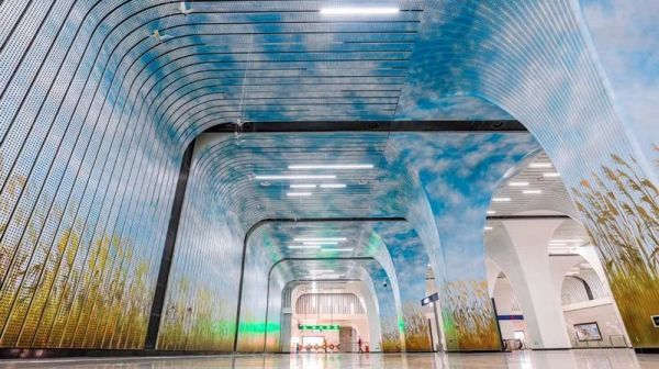武汉这座超级地铁站,还没建好就名动全球了