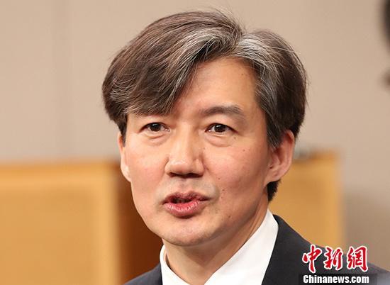 """""""韩国前法务部长妻子被批捕 检方或将传唤调查曹国"""