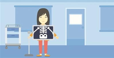 9月流言榜揭晓 拍完X光发现怀孕孩子未必不能要