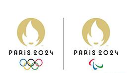 历史首次!巴黎奥运会及残奥会会徽使用相同标志