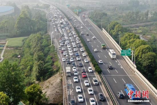 """""""13个区域入选首批交通强国建设试点 深圳、雄安等在列"""