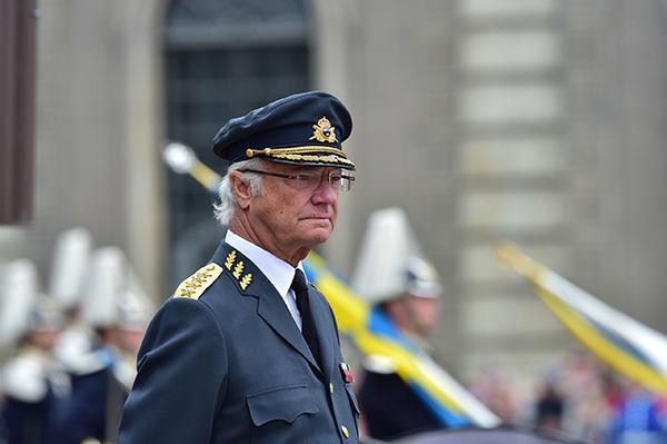 """""""瑞典国王将5名孙辈从王室名单中除名,他们可过上普通人生活"""