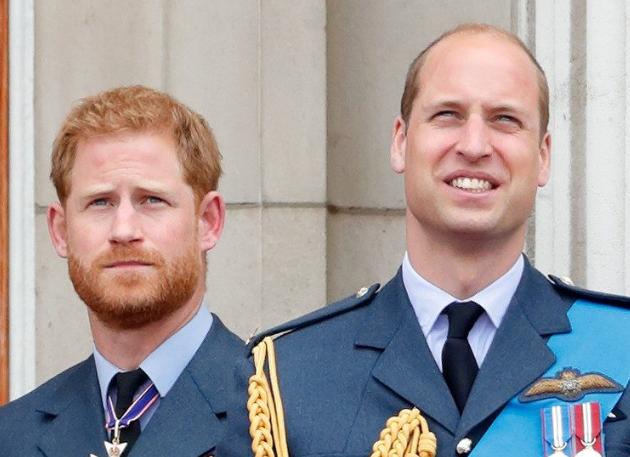 """""""哈里王子首次承认与哥哥威廉不和:我们走在不同的路上"""