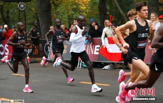 """""""女子马拉松新世界纪录产生!肯尼亚名将刷新记录81秒"""