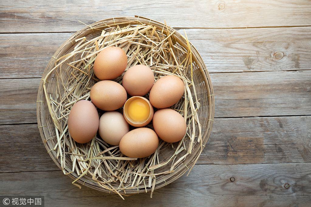 豬肉價格高引發雞蛋需求旺 官方:穩定供給有保障