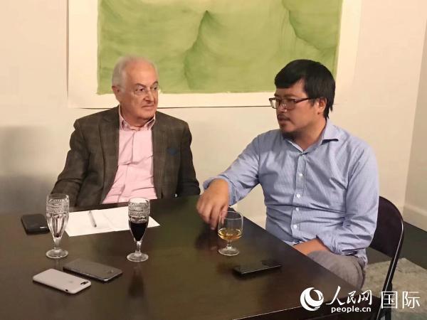 """""""兼容并蓄:青年艺术家陈督兮的中西文化视野"""