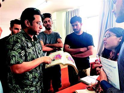 孟加拉国教授穆拉德:襄阳的生活很安宁,我特别喜欢