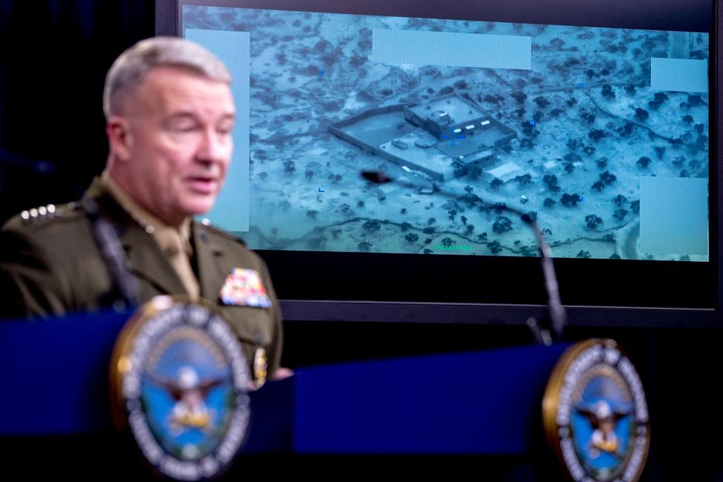 """""""美国防部发布击毙巴格达迪行动首批视频和图像"""