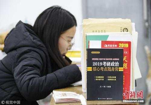 """""""2020年考研报名今起正式启动,考研热已连年升温"""