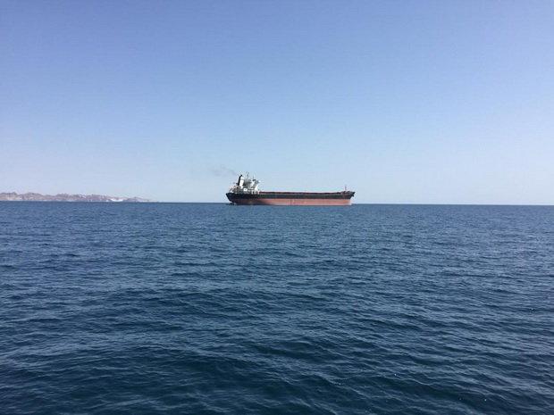 """""""最新!伊朗油轮沙特海域爆炸 或由导弹击中引发"""
