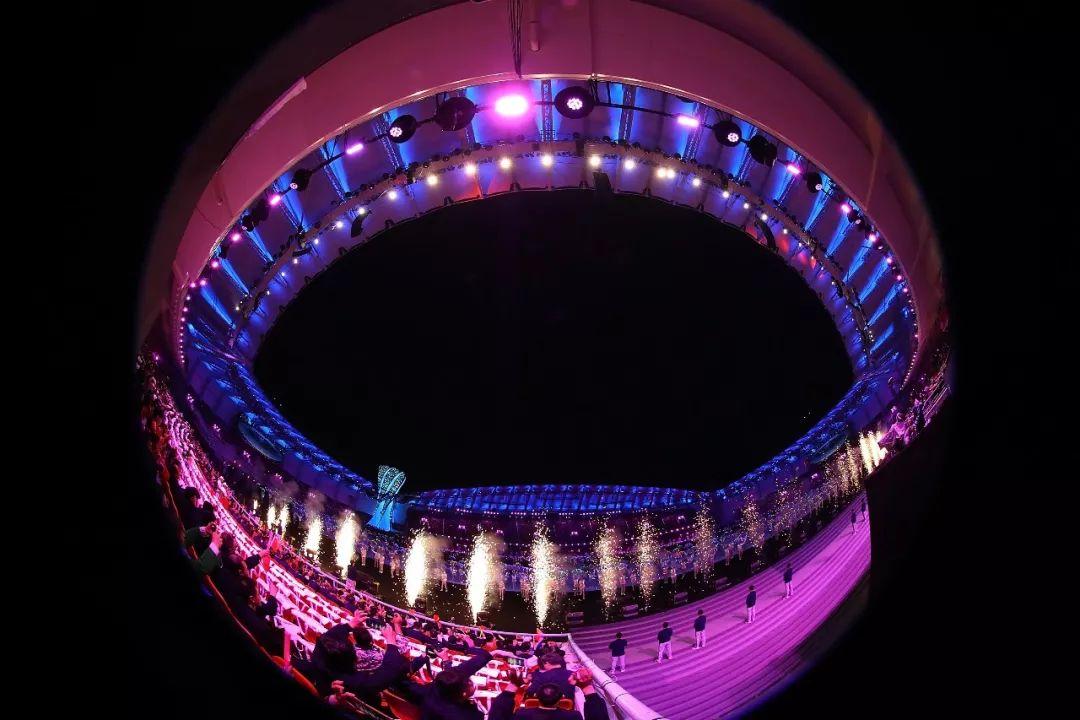 今晚,武漢驚艷了世界!