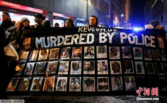 """""""美一非裔妇女在家遭警察从窗外射杀 律师:这是谋杀"""