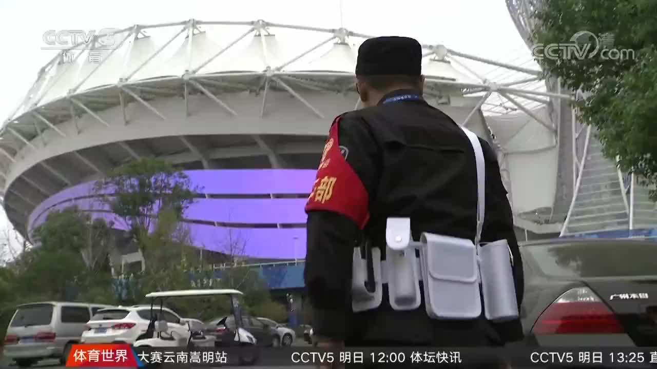 """開幕臨近:軍運保障 """"安保""""先行"""