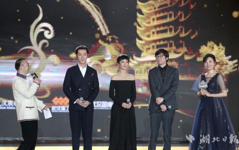 群星璀璨!第十四屆華語青年電影周在漢開幕