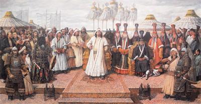 内蒙古美术馆:彰显草原文化独特魅力