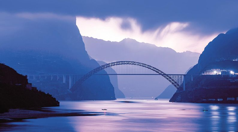 三峡水库连续10年完成175米试验性蓄水任务