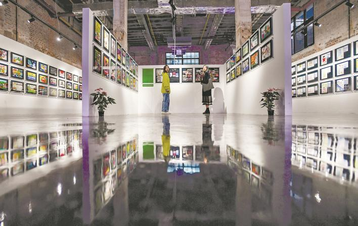 延续历史建筑生命 汉口百年老厂房化身时尚创意园
