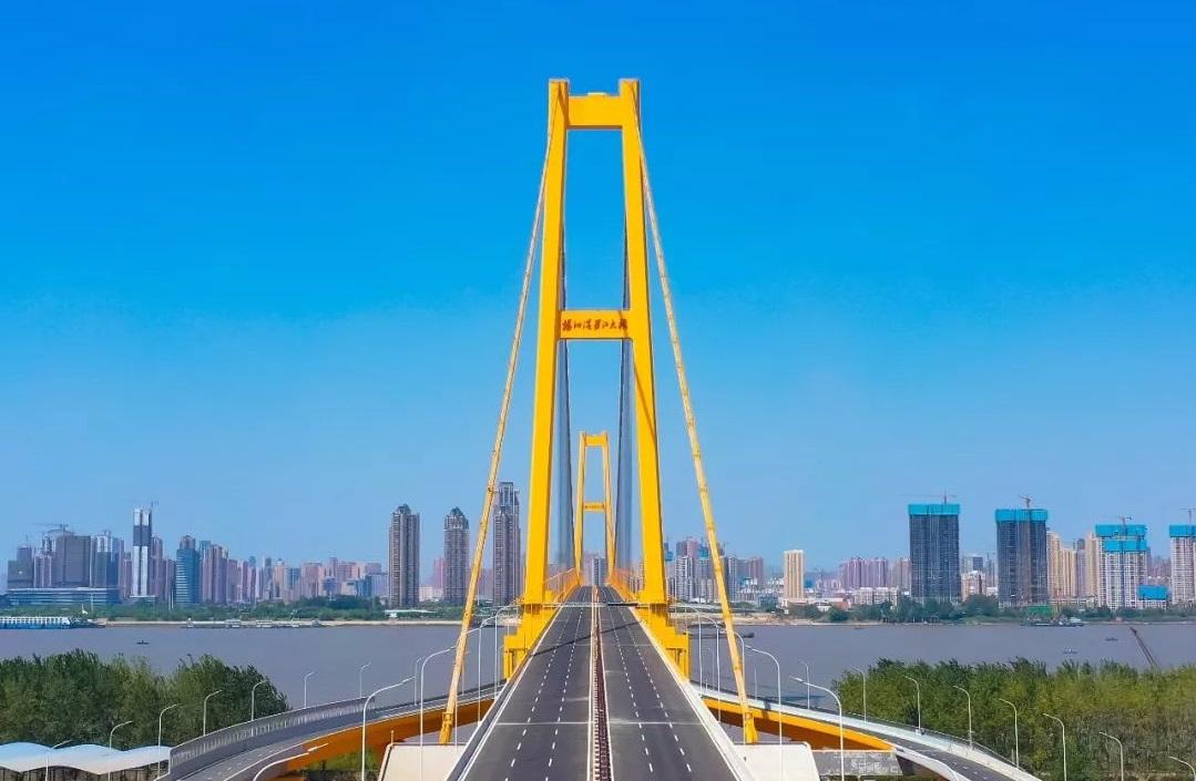 """与长江和大桥为邻,是一种怎样的""""神仙""""体验?"""
