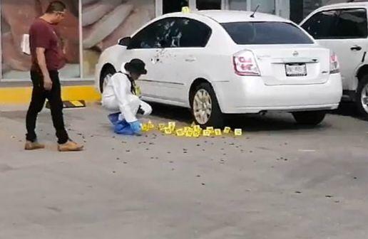 墨西哥警察中155枪身亡 曾参与逮捕毒枭之子