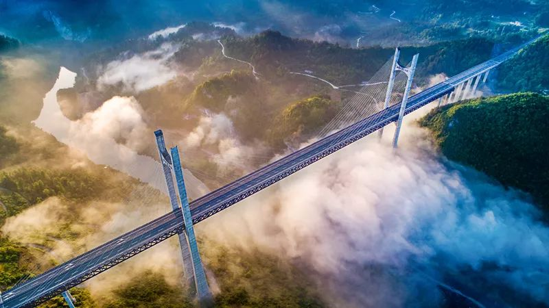 """湖北一地上榜""""中国十大最美景观""""!与黄山、九寨沟比肩…"""