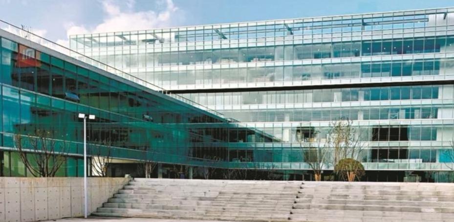 建设上演武汉速度  小米武汉总部大楼昨日竣工