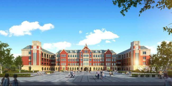 [问政调查]效果图曝光!武汉又一所小学已动工 预计明年底建成