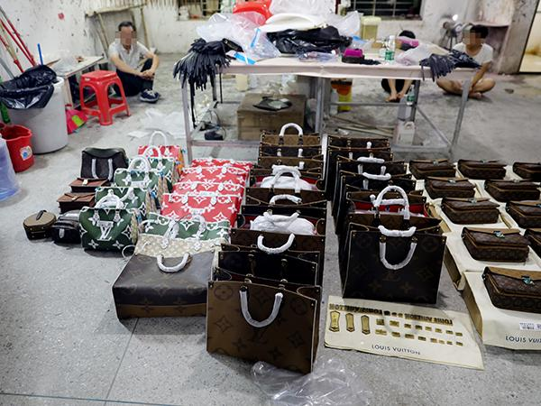 全球最大跨国假LV案告破:注意!你从迪拜买回来的包可能是假的!