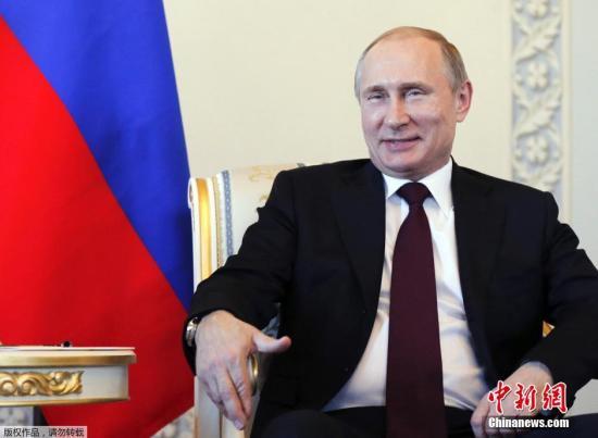 美助俄挫败恐袭阴谋 普京与特朗普通话表感谢