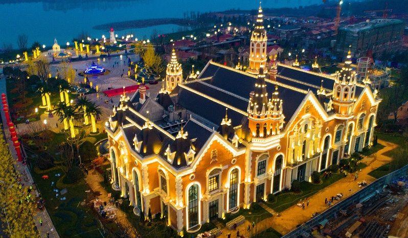 武漢恒大文化旅游城正式簽約加州幼兒園