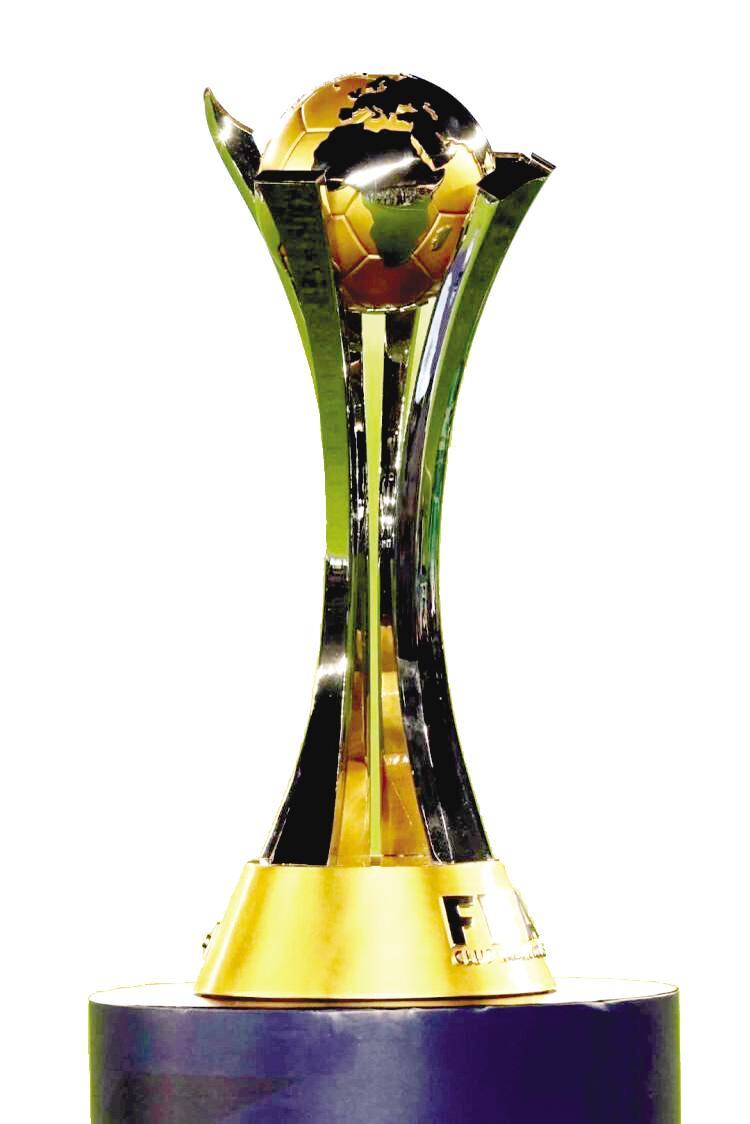 """2021年武汉人能在家门口看世俱杯"""""""
