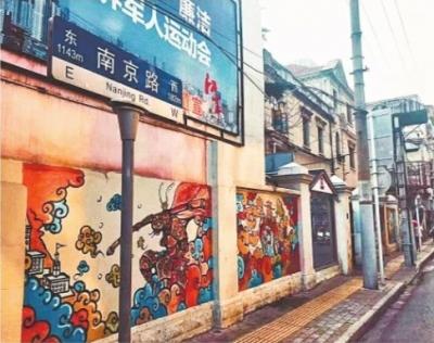 热干面配啤酒 最懂武汉的艺术家让衣服有了武汉元素