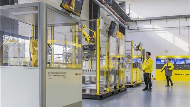 世界工业机器人行业巨头抢滩武汉