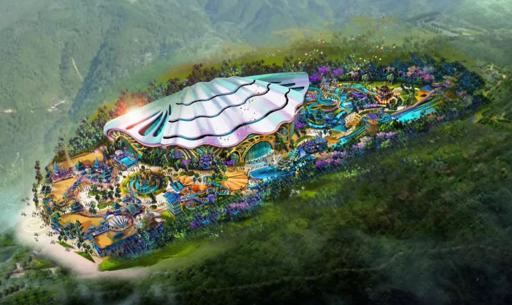 十堰开建欢乐世界旅游度假区 总