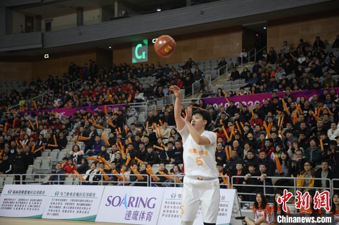 79:85 内蒙古农信女子篮球队憾负山东西王女子篮球队