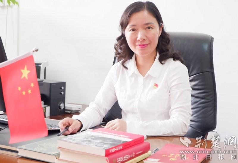 吴家山第一小学校长李海霞:创造一个适合儿童成长的生活世界