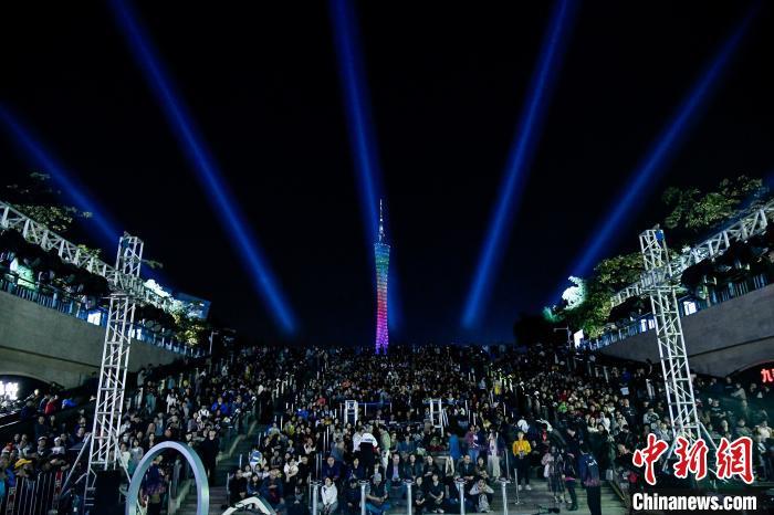 2019第三届广州户外艺术节精彩开幕