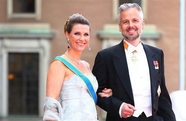 挪威皇室前驸马爷自杀 曾指控奥斯卡影帝性骚扰