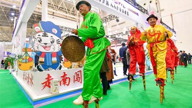 2019长江文旅博览会发布最新金奖线路