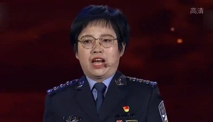 """湖北民警胡丹获全国""""最美基层民警""""称号"""