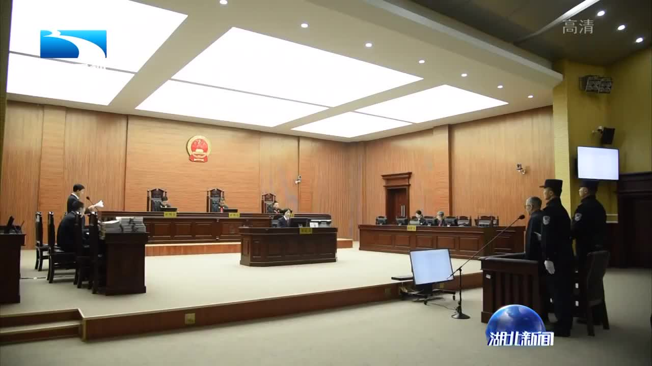楊邦國案在荊州中院開庭