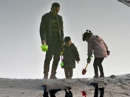 冬日沙洲寻野趣