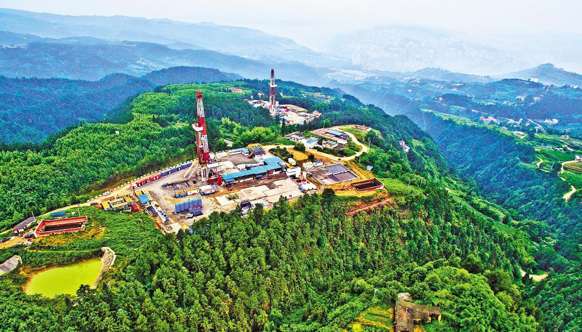 累计产出页岩气270亿方 江汉油田涪陵项目获国家金奖