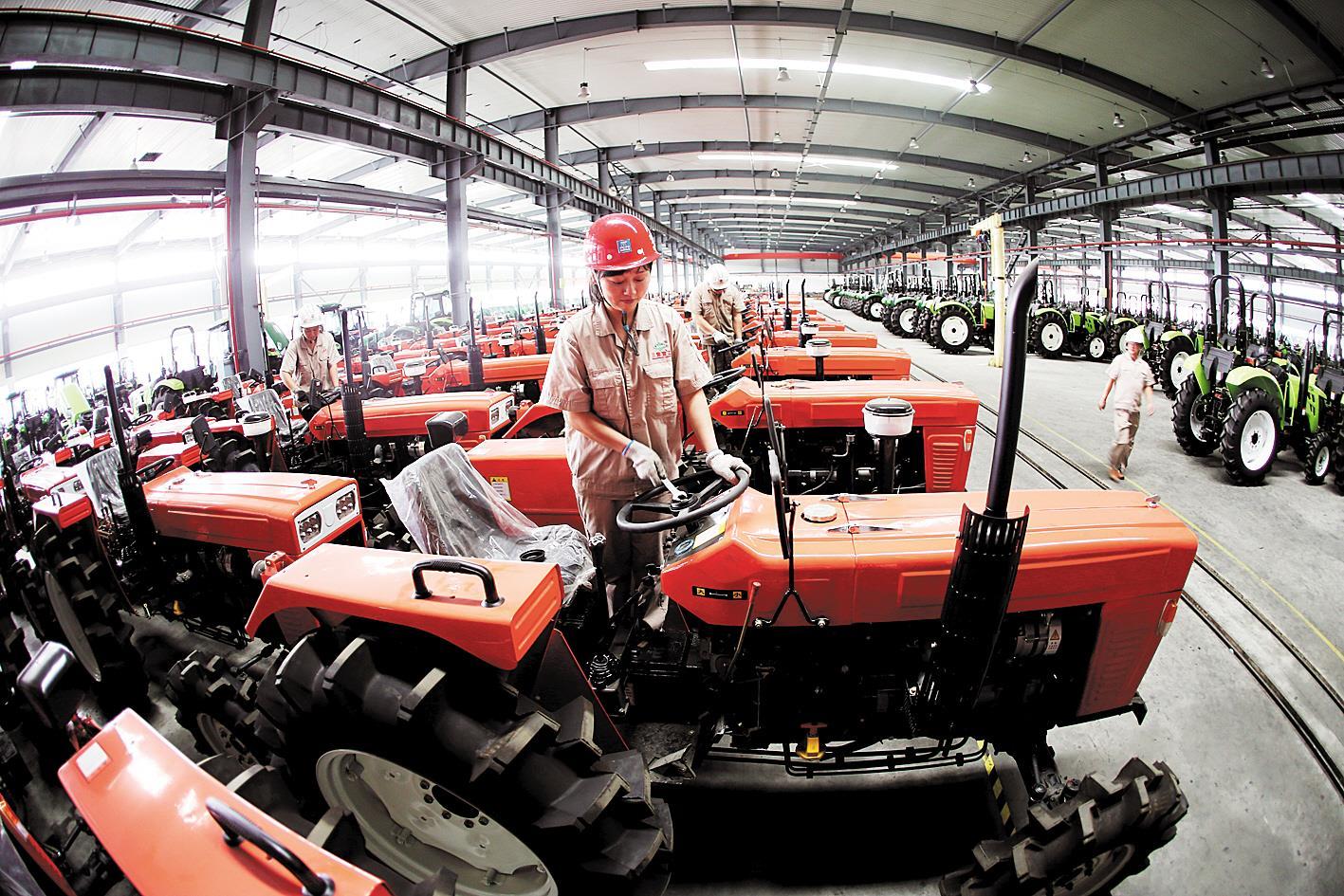 农机共享 配套升级 检测发力—— 京山农机产业强势崛起