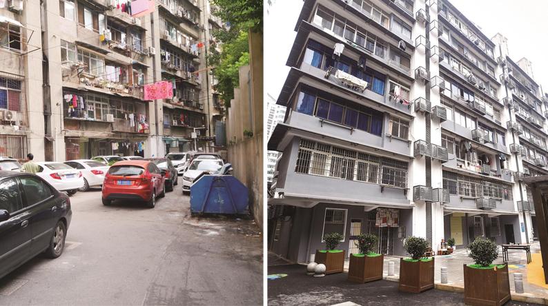 武汉实施三年改造行动 760个老旧小区将换新颜