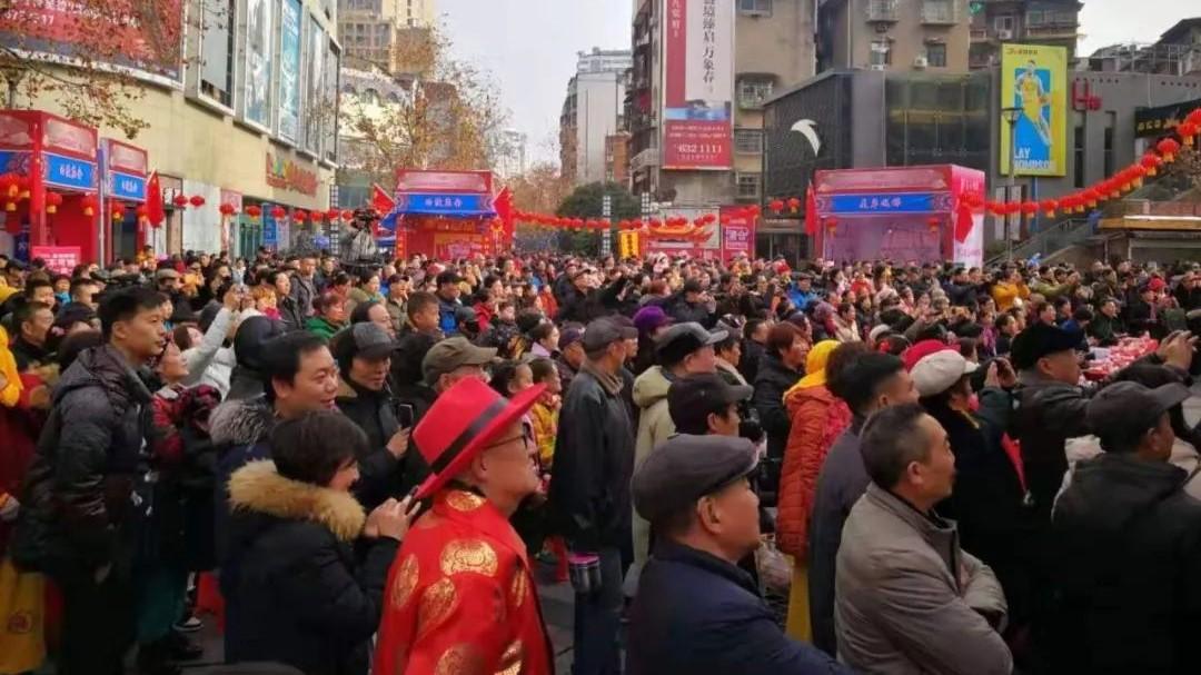 數十萬宜昌人來到這里,就為這件事…