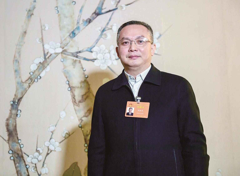 省退役军人事务厅厅长周振武接受专访:今年湖北将举行退役军人创业大赛