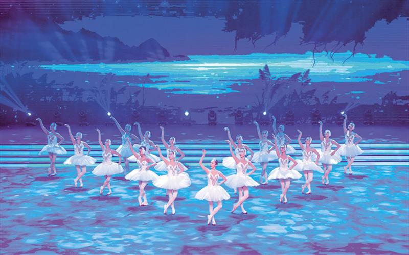 2020年全国社区网络春晚在汉汇演
