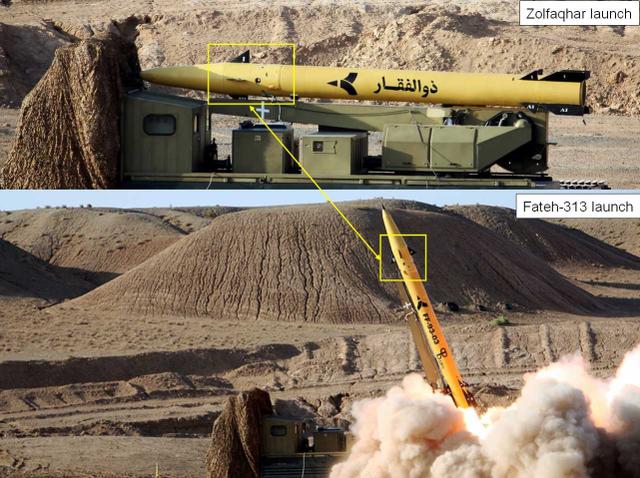 伊朗用来打击美国基地的为何是这两种导弹?更强的中程导弹呢?