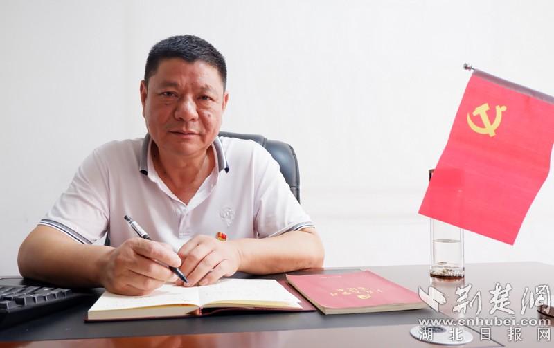 吴家山第三中学党总支书记王建时:做好顶层设计 共谋学校发展