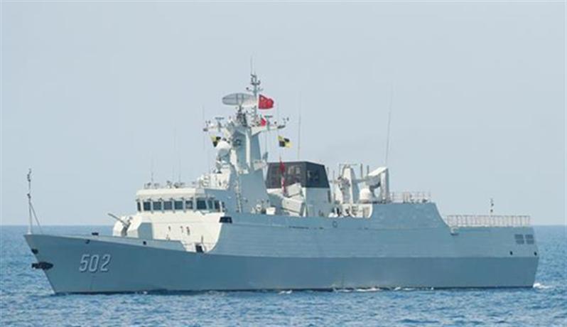 """探訪黃石艦——""""金牌戰艦""""鎮海尖兵"""